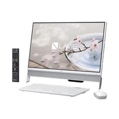 NEC ��̌^�f�X�N�g�b�v�p�\�R�� PC-DA370DAW LAVIE Desk All-in-one �t�@�C���z���C�g