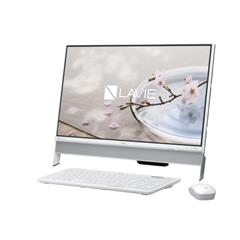 NEC ��̌^�f�X�N�g�b�v�p�\�R�� PC-DA350DAW LAVIE Desk All-in-one �t�@�C���z���C�g