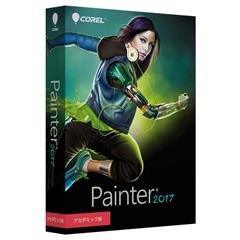 �R�[���� Painter 2017 �A�J�f�~�b�N�� PAINTER2017�����¸HD