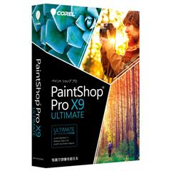 �R�[���� Corel PaintShop Pro X9 Ultimate CORELPAINTSHOPPROX9ULWD