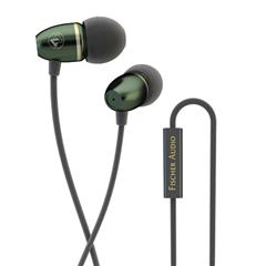 Fischer Audio カナル型イヤフォン FA420358 TOTEM Paco Forest Green