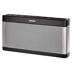 BOSE Bluetoothスピーカー SLINK BT3 SoundLink Bluetooth speaker III シルバー